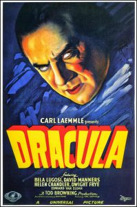 Style A Dracula Poster
