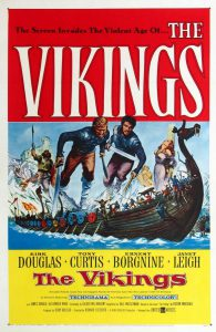The Vikings US Movie Poster