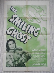 Smiling Ghost US film poster